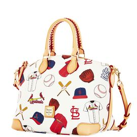 Cardinals Satchel