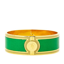 Florentine Leather Bangle