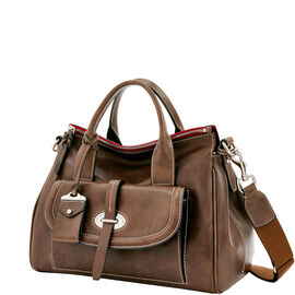 Front Pocket Satchel