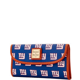 NY Giants Continental Clutch