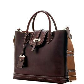 Side Zip Tote