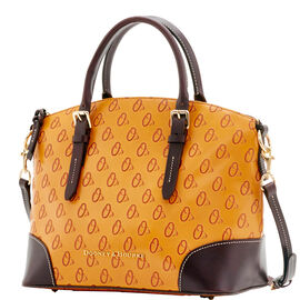 Orioles Domed Satchel