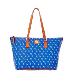Royals Zip Top Shopper