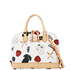 White Sox Zip Zip Satchel