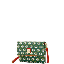 Packers Foldover Crossbody