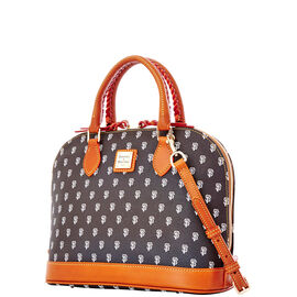 Giants Zip Zip Satchel