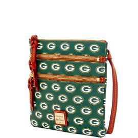 Packers Triple Zip Crossbody