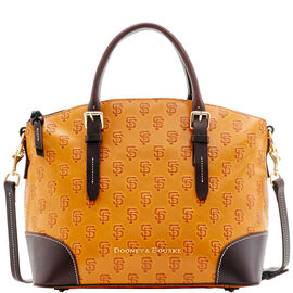 Giants Domed Satchel