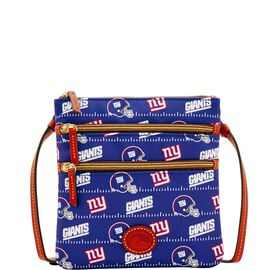 NY Giants North South Triple Zip