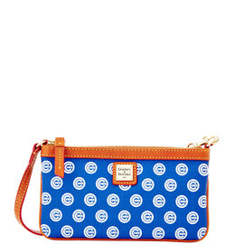 Cubs 2016 World Series Large Slim Wristlet