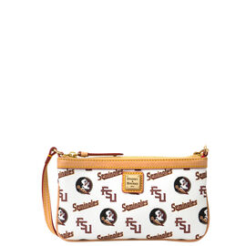 Florida State Large Slim Wristlet