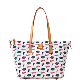 Florida Zip Top Shopper