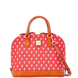 Phillies Zip Zip Satchel