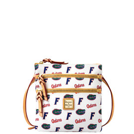 Florida Triple Zip Crossbody