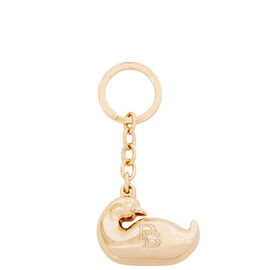 Golden Duck Key Fob