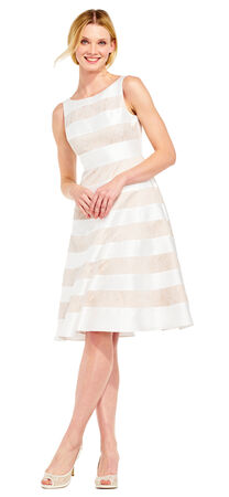 White Dresses Adrianna Papell