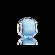 Geometric Facets, Sky-Blue Crystal