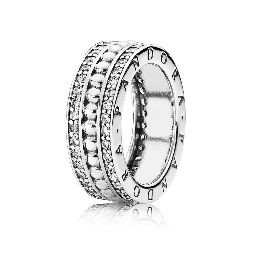 Forever pandora clear cz pandora jewelry us for The sterling