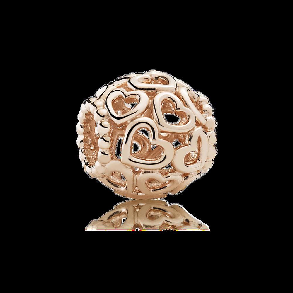open your heart filigree pandora rose pandora jewelry us. Black Bedroom Furniture Sets. Home Design Ideas