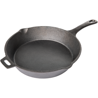 10.5 Inch Cast Iron Skillet
