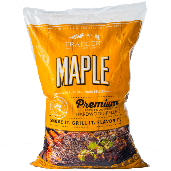 Maple Grill Wood Pellets