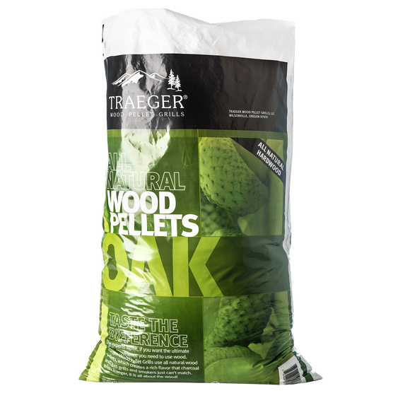 Oak Grill Wood Pellets