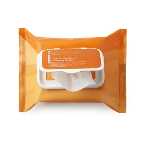 truth on the glow™ cleansing cloths,