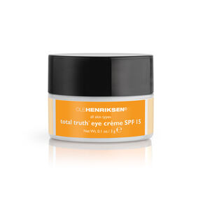 total truth™ eye creme SPF 15