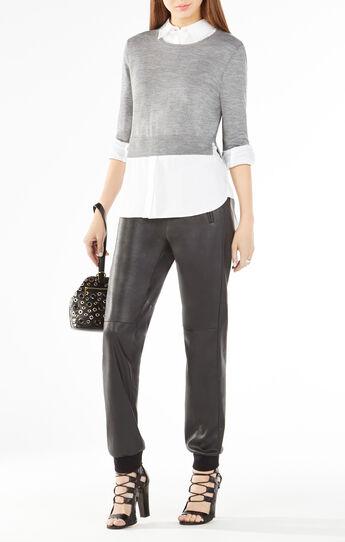 Mireille Wool Crop Top