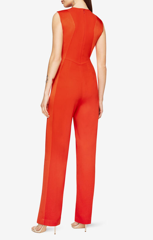 Brendan Wide Leg Jumpsuit