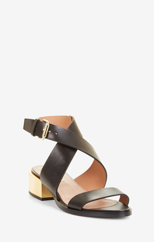 Briella Leather Sandal