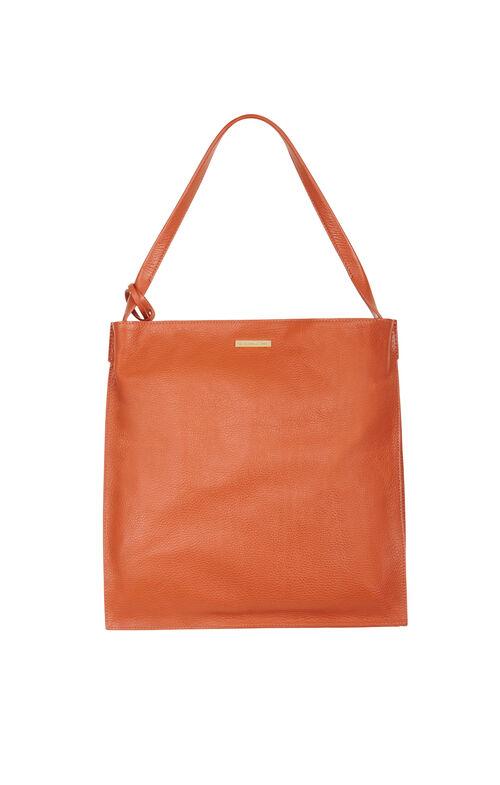 Raquel Leather Hobo Bag