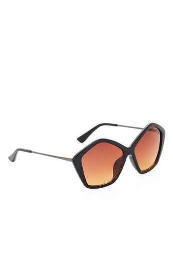 Retro Pentagon Sunglasses