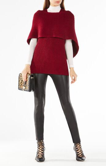 Mariana Draped Wrap Sweater