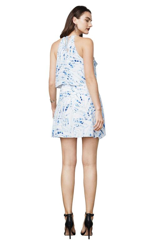 Caylan Palms-Print Dress