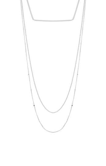 Lariat Bar Necklace