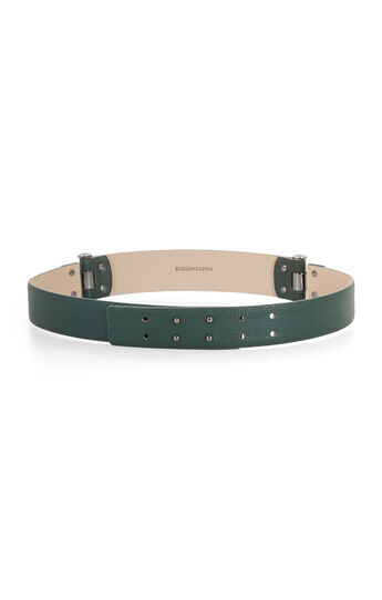 Metal Hinged Waist Belt