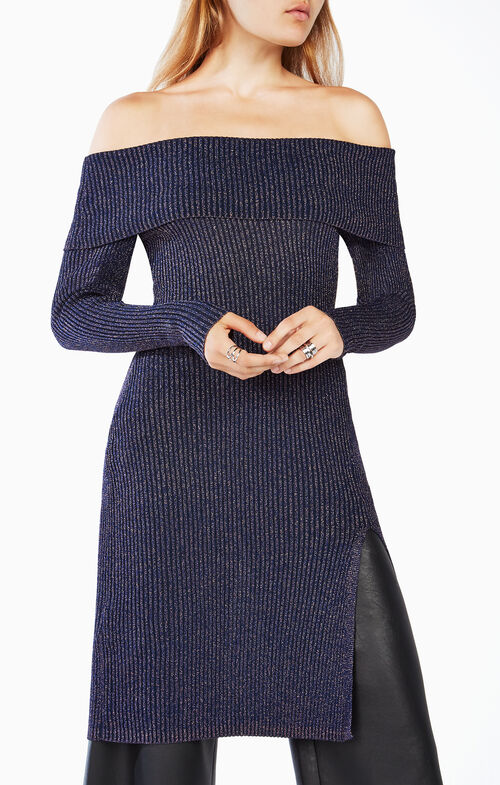 Laurie Off-The-Shoulder Sweater
