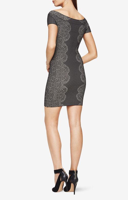Kisha Off-the-Shoulder Dress