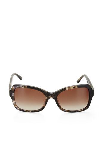 Impress Striped Sunglasses