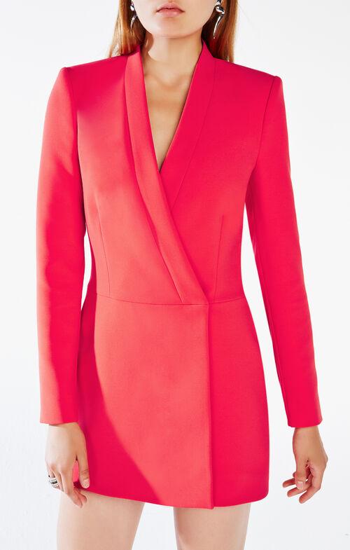 Waleska Double-Breasted Jacket Dress