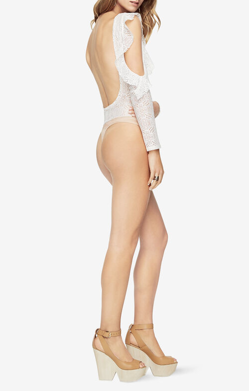 Anabella Lace Bodysuit