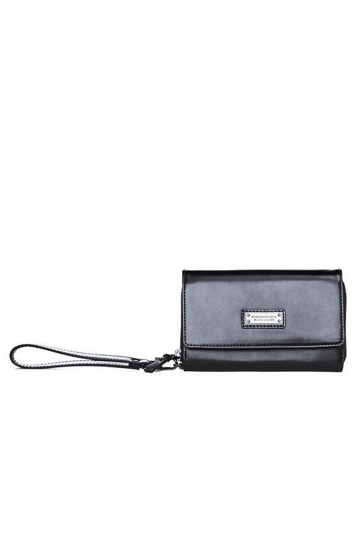 Suzi Leather Wristlet Wallet