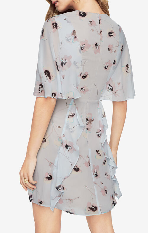 Mabel Floral-Print Dress