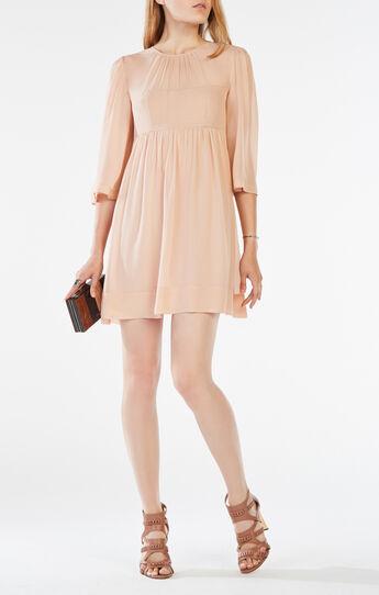 Morgan Silk Chiffon Dress