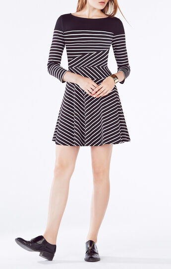 Koryn Striped Dress