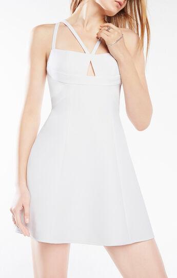 Charlot Double-Strap Dress