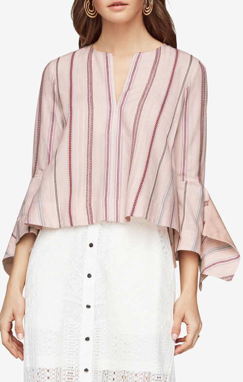 Teri Striped Top