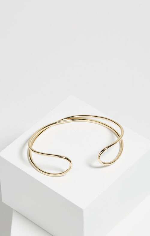 Double-Loop Choker Necklace