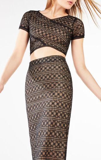Vicky Two-Piece Lace Dress